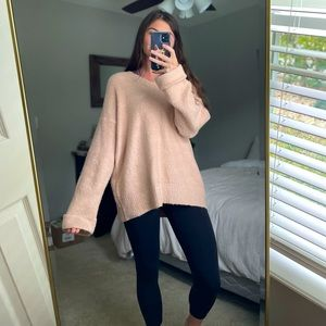 For the Republic Oversized Sweater